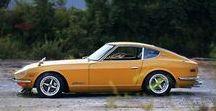Z Cars / Datsun 240/260Z Retro/Resto concepts