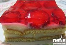 Desserts / Tatlının Her Çeşidi