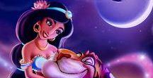 Princess Jasmine from Agrabah