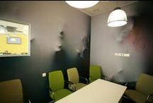 Конференц Зал / Варианты дизайна переговорных комнат