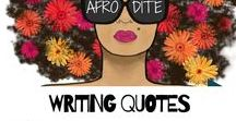 {Writing Quotes} / Writing quotes