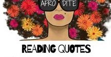 {Reading Quotes} / Reading quotes