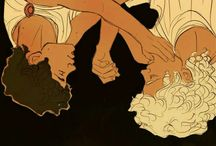 A Hundred Golden Urns / Achille x Patroclo