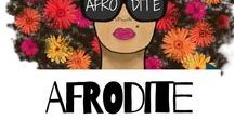 {AFROdite} / Afro hairstyles