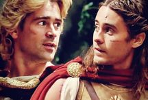 I am nothing without you / Alexander the Great... but really... Alexander and Hephaestion