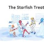 Starfish Marketing Campaign / Starfish wants to reach out to companies around the world and say getting design and web work needn't be a an expensive pain if you have great customer service