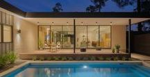 Oak Forest Contemporary / Contemporary family home with gorgeous views throughout.   Modern Concept Construction