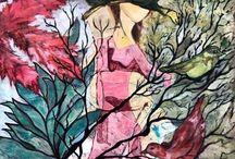 Yağlı boya resimler / Still life