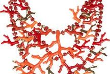 Joias de Coral , Coral Jewelry