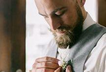 Ele é o meu mundo | Casamento / #casamento #noivo #fato #groom #suit #marriage #wedding