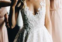 O vestido da Noiva | Casamento / #wedding #casamento #bride #noiva #vestidodenoiva #weddingdress