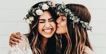 Damas de Honor | Casamento / #wedding #casamento #maidofhonor #damadehonor