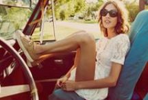 Style / Clothing I love, clothing I adore, clothing I would like to wear.   / by Kait T