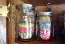 organization/storage & clever ideas / by Mommyof3