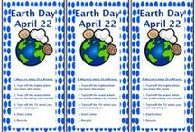 Easter/Spring School Ideas  / Easter and Spring Ideas to use in your classroom!
