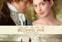 AustenLand / and a little bit Jane Eyre / by Melissa D