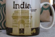 My Starbucks Collection (Global Icon Series) / Visit http://www.chiraagsuvarna.com/content/starbucks-collection for more on this collection