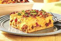 Recipes - Breakfast Ideas / by Donna Wiles