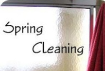 Cleaning / by Donna Wiles