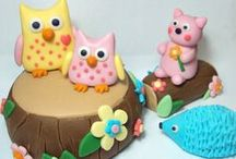 Celebrations❤Food❤CakeToppers / Cake♡Cupcake♡Edible♡Non-edible