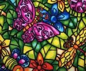 Art❤Mosaic♡Stained Glass