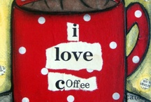 All About Drinks: Coffee / by Vonnie Davis