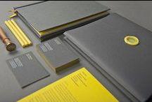 Yellow & Grey / by Vanessa Wurtz