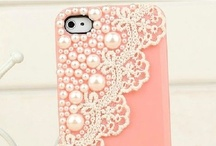 iPhone cases / by Lauren Hingst