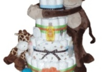 Baby Things / Diaper cakes, decorations, etc.. / by Carrisa Shawyer