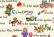 All About Alphabet /  Alphabet, Branding, Calligraphy, Fonts, Typography / by Vonnie Davis