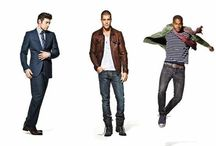 Clothings / Men's styles, how-to's and Ideas / by Eric Allen Ogle