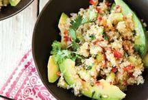 Breakfast, Lunch & Salads