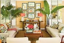ReCreate the Room by Sheely's: Coastal Living Room