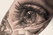Art: Body Art ~ Tattoos / by Vonnie Davis