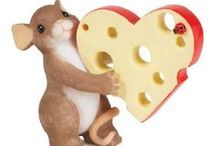 Collectibles❤Figurines❤Cute Critters❤Charming Tails