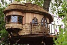 Architecture & Design: Tree Houses / by Vonnie Davis