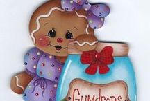All About Gingerbread / by Vonnie Davis