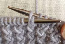 Knit Tutorials