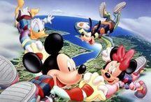 All About Fun: Disney's Mickey & Friends / by Vonnie Davis