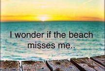 Beach Time / beach, sun, vacation, swimsuits, swimsuit coverups, beach quotes, beach lover, sun worshiper