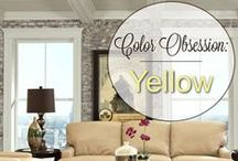 Color Obsession: Yellow