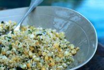 quinoa & pasta