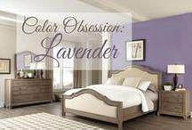 Color Obsession: Lavender!