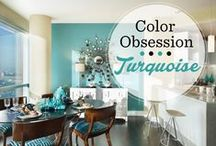 Color Obsession: Turquoise