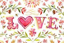 All About L♥VE / by Vonnie Davis