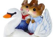 Collectibles❤Figurines❤Cute Critters