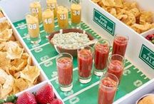 Sheely's Guide to Game Day Party Hosting / Game day hosting tips for the perfect football party! We've got  helpful tips on decorating, dressing up, and cooking up some amazing treats for your friends and family! Enjoy!