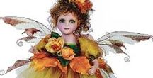Collectibles❤Figurines❤Fairies / Dolls♡Figurines♡Toys