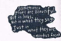 Beautiful words. / by Felicia Barkman