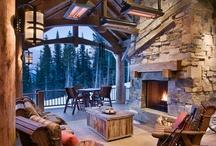 Cabin Decor / by Joni Peterson